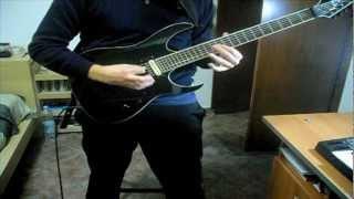 Ibanez MTM-2 - Djenty riffs