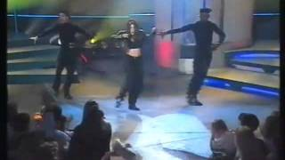 Tien om te Zien (VTM)_ Dannii Minogue (Love & Kisses) (VHS N)