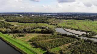 Sightseeing #2 @Markkanaal, Terheijden, No fly over residential area  1080p filmed by DJI Mavic Air