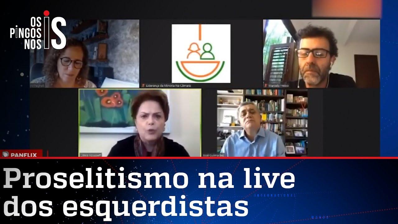 Dilma tenta emplacar o