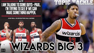 Paul George to the Wizards? New Big 3 with Wall & Beal- NBA 2K17 Simulation Mp3