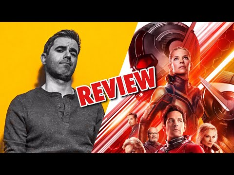 Ant-Man And The Wasp Movie Review / Rant