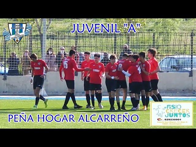 ATLETICO GUADALAJARA 0 - 4 HOGAR ALCARREÑO JUVENIL