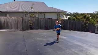Sonny Clifton AFL Challenge