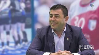 CSMB TV - Invitat: Andrei Luca, Team Manager CSM Bucuresti Handbal Feminin