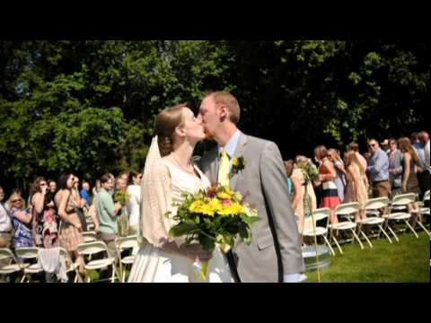 Post Family Farm Wedding - Hudsonville Michigan