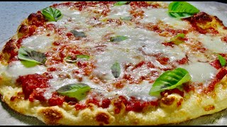 Margherita Pizza – Bruno Albouze – The Real Deal