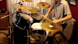 Sylosis - Fear The World (Drum Cover)