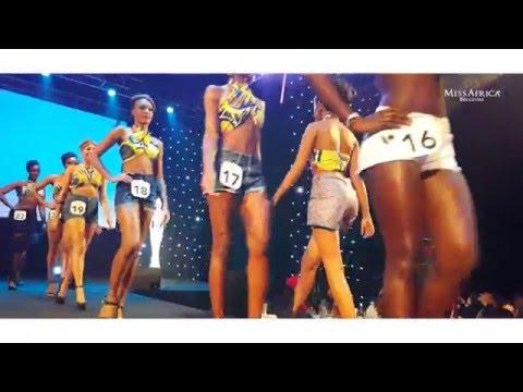 Miss Africa Belgium 2016