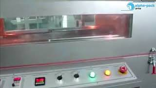 Fully Automatic L type Sealing Machine LA 6000CS with Shrink Tunnel TSS 1845