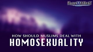 How Should Muslims Deal with