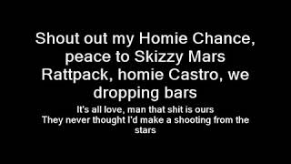 Logic  5am Lyrics On Screen Prod by C Sick CDQ