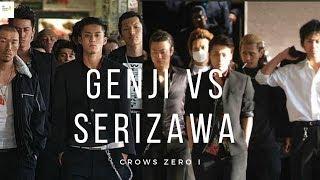 [Crows Zero I] Duel Takiya Genji Vs Tamao Serizawa