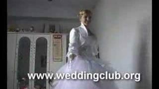 свадебная видеосъёмка в киеве (дома у невесты)