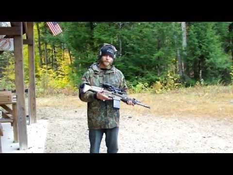 PMM SCAR 17 Full Auto MG With Handl Defense Lower
