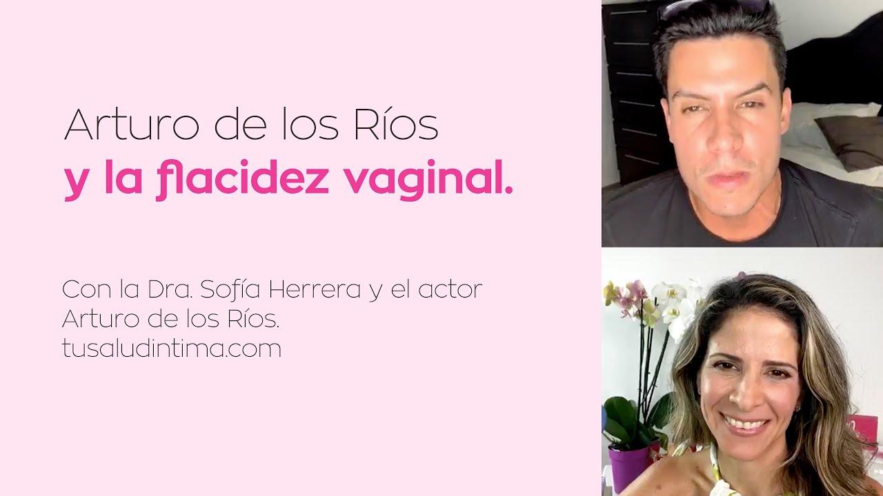 Lo que aprendió Arturo de los Ríos sobre la flaceidez vaginal con la Dra. Sofia Herrera