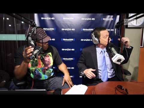 Joe Piscipo Tells More Stories About Eddie Murphy & Richard Pryor on Sway in the Morning