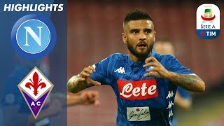 Napoli 1-0 Fiorentina | Insigne Does It Again For Napoli | Serie A