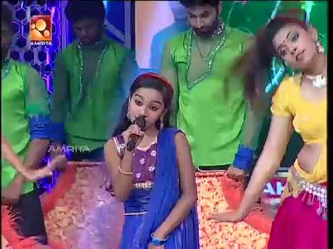 Super Star Junior 5 | Bhavana Singing 'Konjum Mainakkale…'(Kandukondean Kandukondean)