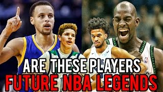 4 HS BASKETBALL STARS Who Play Like NBA LEGENDS!