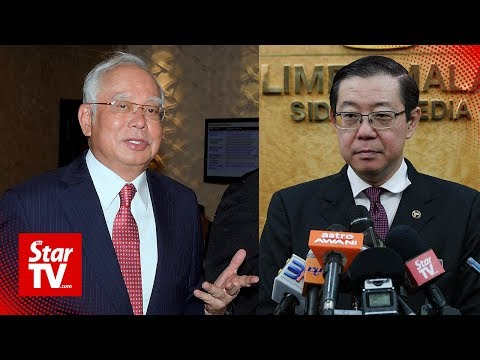 Guan Eng: Selling Malaysia Assets Was BN's Decision