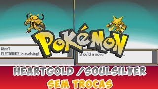 Pokémon HeartGold / SoulSilver Sem Trocas (PC/ANDROID/DRASTIC)