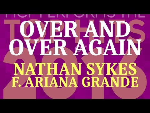 Over and Over Again - Nathan Sykes f. Ariana Grande [cover by Molotov Cocktail Piano]
