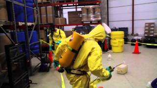 HAZMAT and HAZWOPER Training at the University of Minnesota