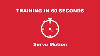 Servo Motion Series