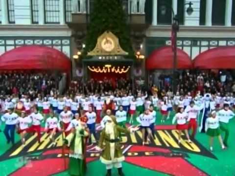 Macy's Thanksgiving Parade 2012