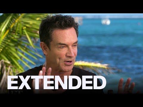Jeff Probst Details 'Survivor' S38   EXTENDED