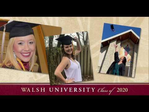 Walsh University 2020 Graduates