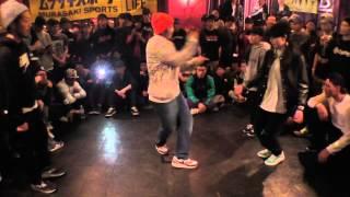 maestro step crew vs yy toprock オースクローマン vol3