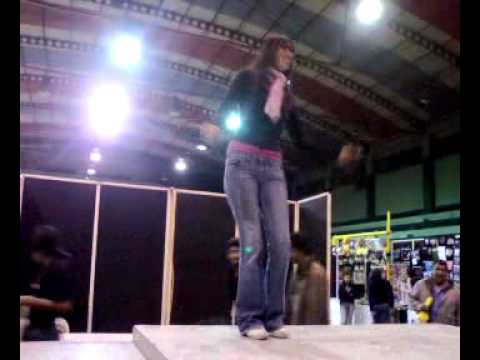 nubia mashushe - ensaya - expo comics tampico 2008