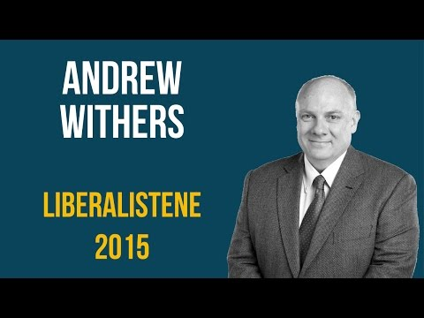 Andrew Withers - How Not To Start A Political Party