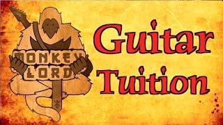 Pentatonic Scale Workout - Guitar Lesson