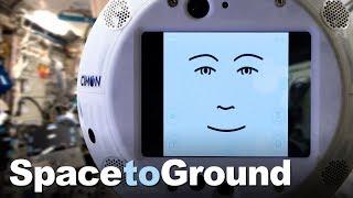 Space to Ground: Meet CIMON: 07/06/2018