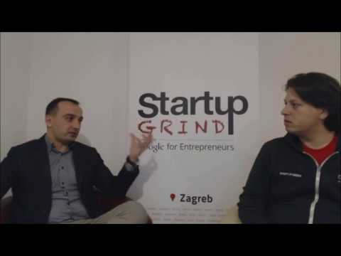 StartupGrind-Zagreb hosts Miro Hegedic (Lean Startup Croatia)