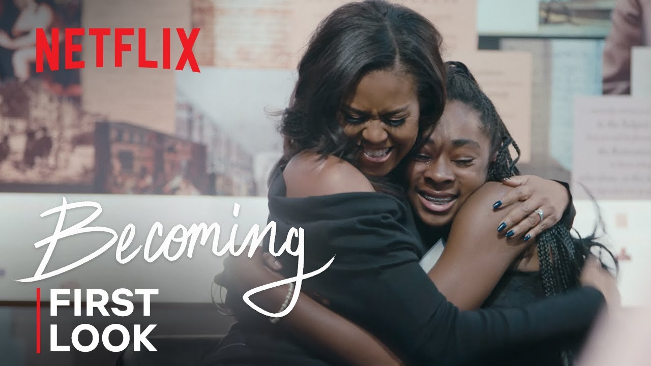 Netflix New Documentary:  Michelle Obama 'Becoming'