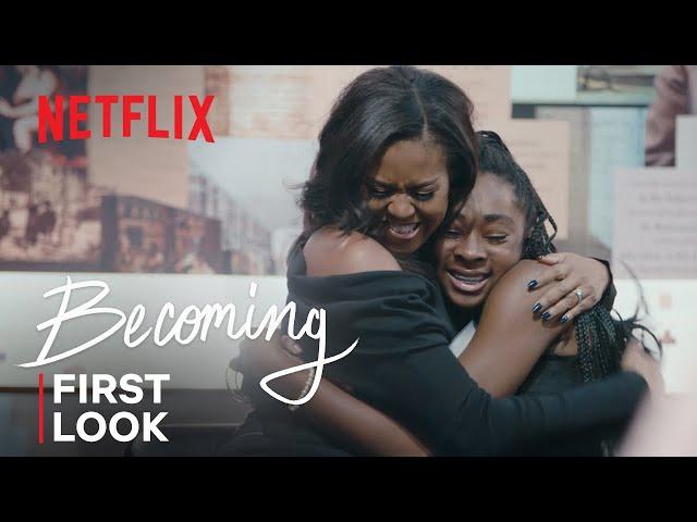 Documentário sobre Michelle Obama ganha primeiro teaser na Netflix
