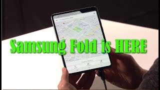 Samsung Galaxy Fold has a SERIOUS PROBLEM (but otherwise excellent)