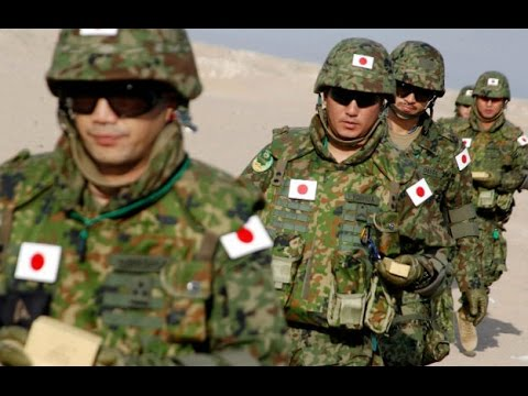 Japan's Evolving National Security Policy
