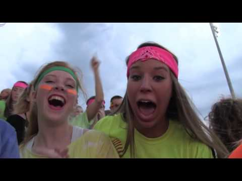 Whiteland Community High School 2015-2016 Promotional Video