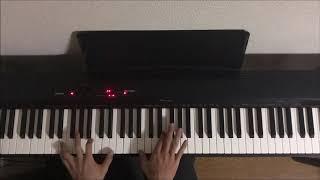 ドラマ「白衣の戦士!」挿入歌 片隅 / 三浦大知(×Koki) ピアノカバー