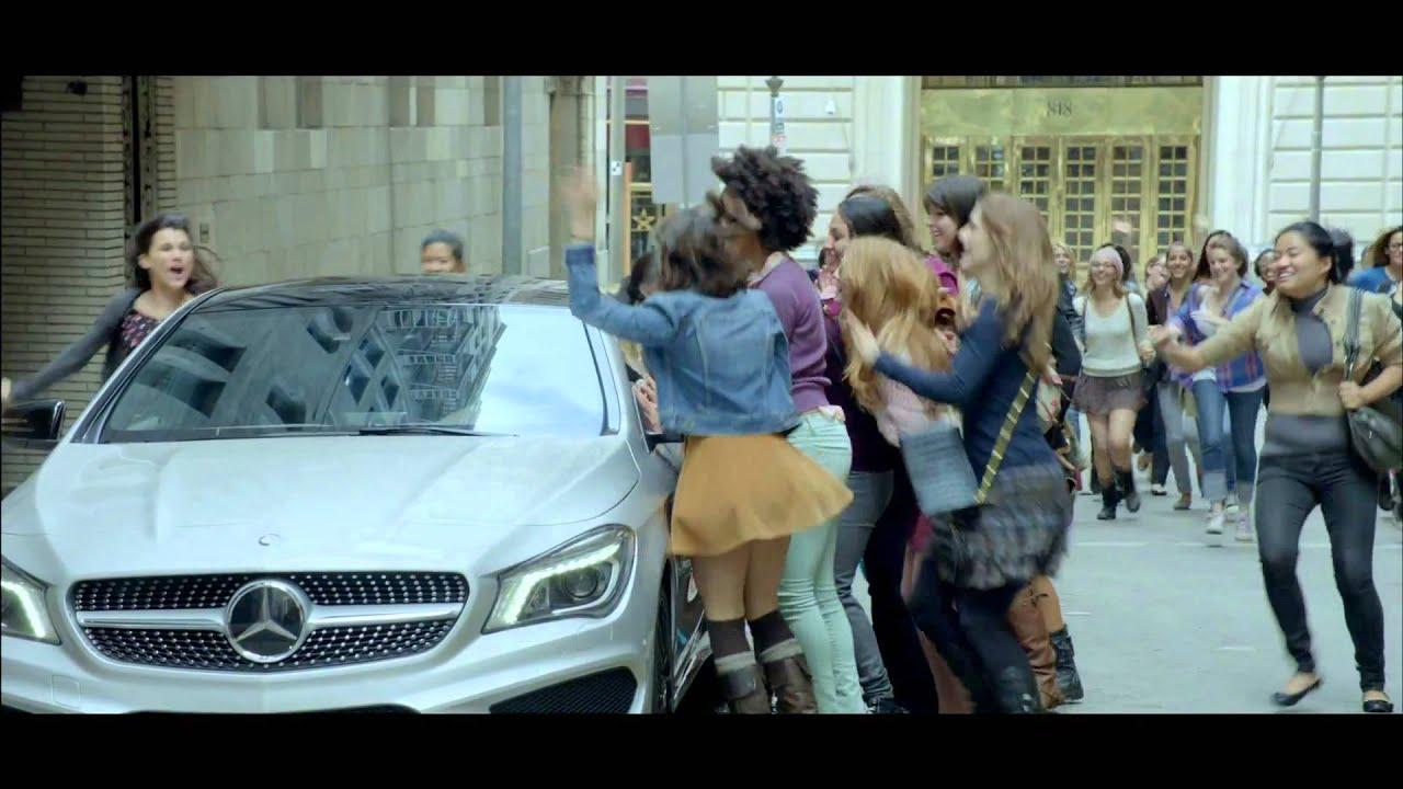 Mercedes-Benz CLA 2013 Super Bowl Commercial
