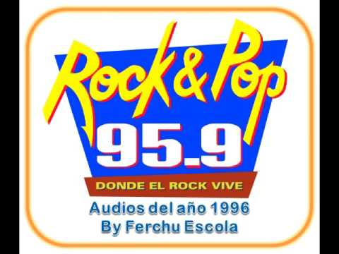 FM Rock & Pop - Audios Año 1996