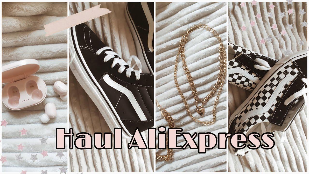 Haul Aliexpress|| Clones,vans