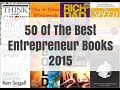 50 Best Entrepreneur Books 2015