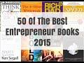 50 Best Entrepreneur Books 2015