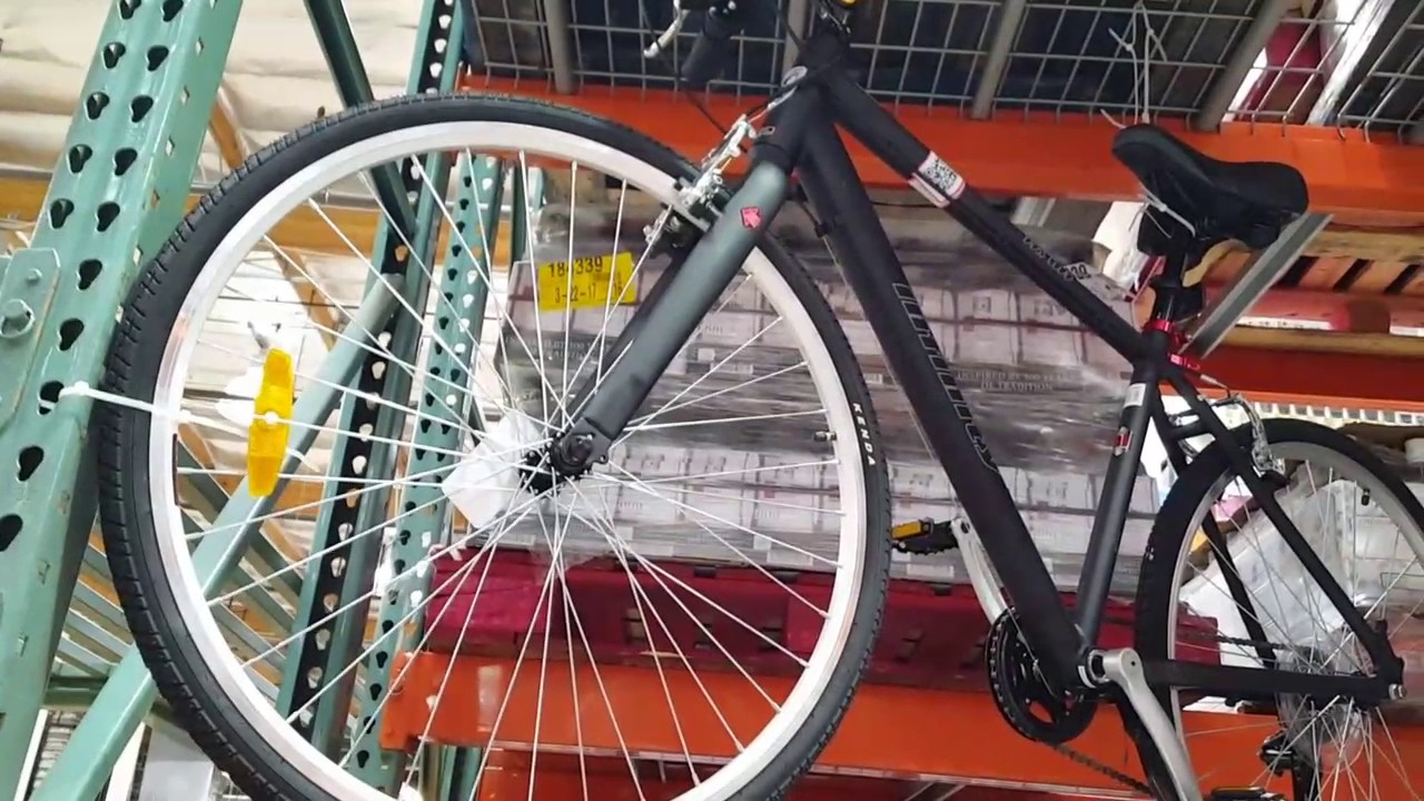 Costco Hybrid Bicycles 170